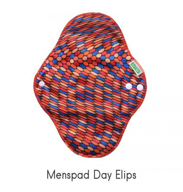 Menstrual Pad Day Elips2