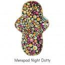 Menstrual Pad Night Dotty2
