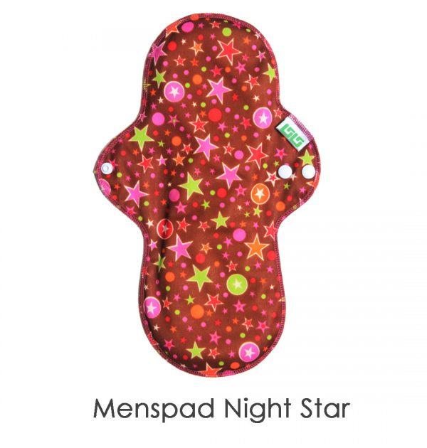 Menstrual Pad Night Star