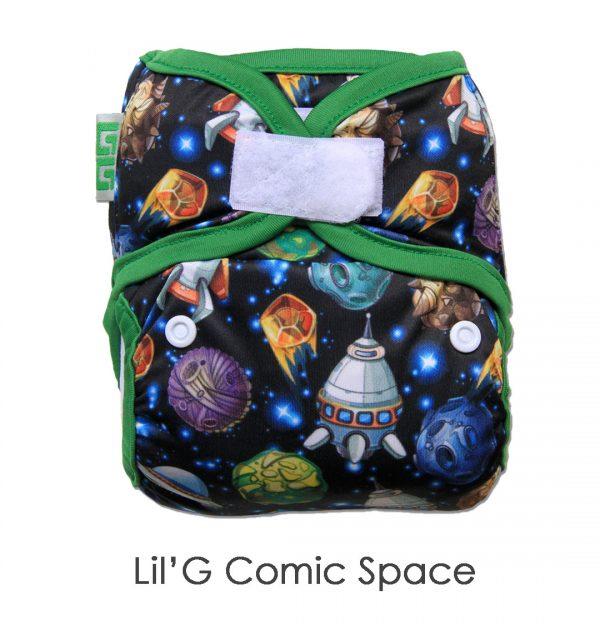Popok Kain Lilg Comicspace